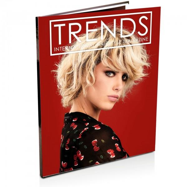 """Lind Coiffeur Images """"Trends No. 20"""", Internationales, 24 x 28 cm, Frisurenmagazin, Frisurenbuch"""