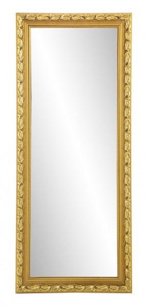"Rahmenspiegel ""Linda"" gold 50 x 150 cm Wandspiegel Spiegel Wanddekoration"