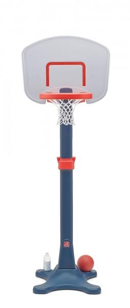 """Basketball-Set """"Jorden 2"""" aus Kunststoff in blau 93,4x73,7x228,6cm für Kinder"""