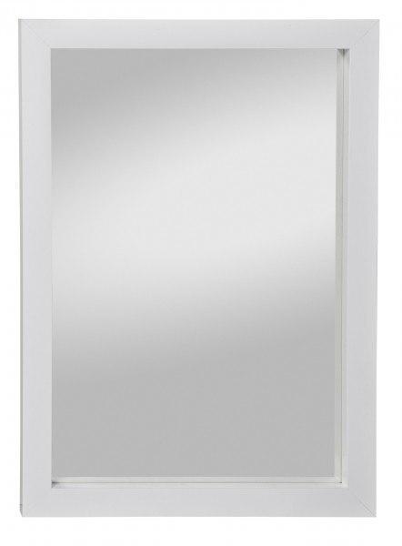 Wandspiegel Designspiegel Rahmenspiegel Adriana mit MDF Rahmen (HxB) 78 x 55 cm