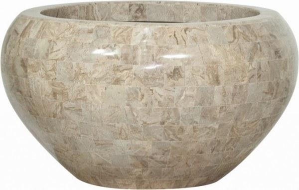 Vase Geo Crown