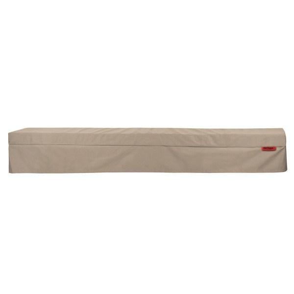 Pushbag Outbag Bierbank Auflage Topper Bench 25x8x220 cm in verschiedenen Farben