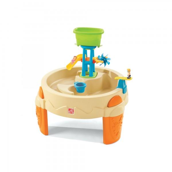 """Wasserspieltisch """"Watergate"""" aus Kunststoff 80x80x78,7cm Sand- und Wassertisch"""