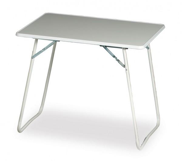 """Camping-Tisch """"Blair"""" weiß 60x80cm Klapptisch Gartentisch"""