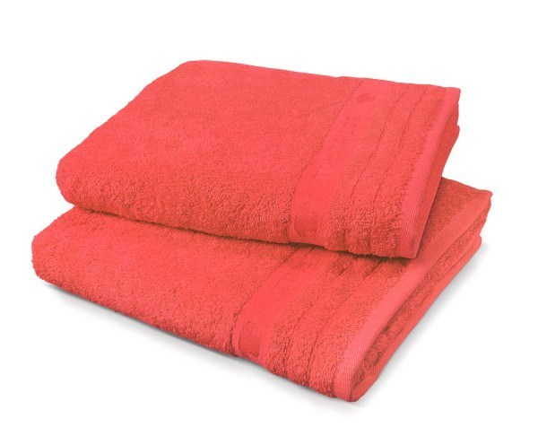 """Tom Tailor Handtuch Uni Basic Towels """"Colorful Stars"""", 2er-Set"""