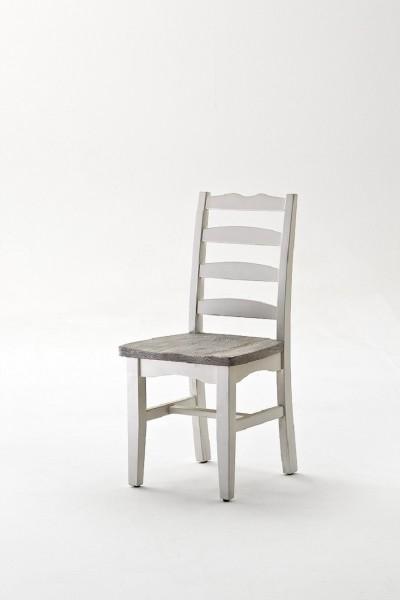 Stuhl, Esszimmerstuhl,  Mon Monde, Beauty.Scouts, Kiefernholz recycelt