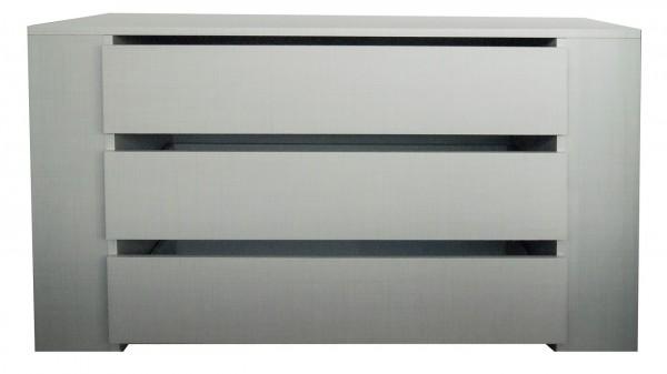 """Schubkasteneinsatz """"Luv"""" grau, für Schränke mit Rastermaß 50cm/100cm, 96x54x43cm"""