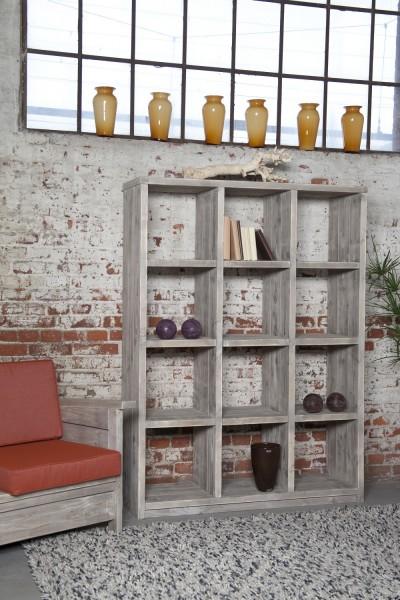 """Designer Regal """"Viktoria Big"""", Holz, 120x180x47 cm, Dekoregal, Wohnzimmerregal, Schlafzimmerregal"""