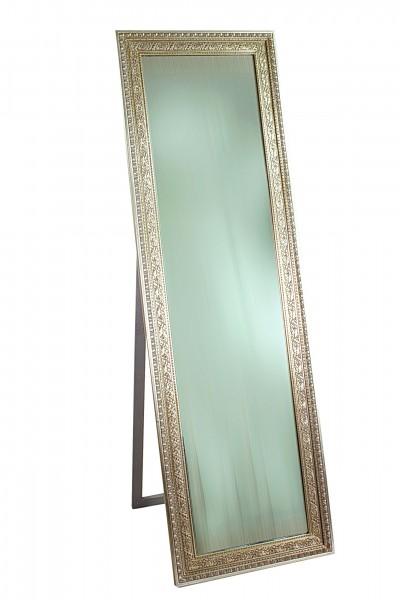 """Standspiegel """"Vinatge"""" Silber Antik"""