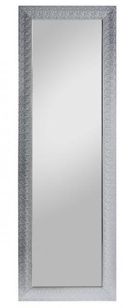 Beauty Scouts Spiegel Wandspiegel Rahmenspiegel Lucie I silber 50x150cm