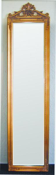 "Standspiegel Antik ""Albirich"" Gold"