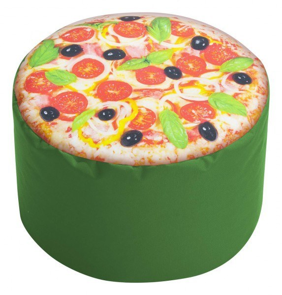Sitzsack Pizza