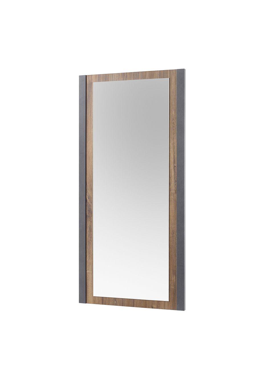 """Spiegel """"Java Living"""" Wandspiegel Stirling Oak Nachbildung"""