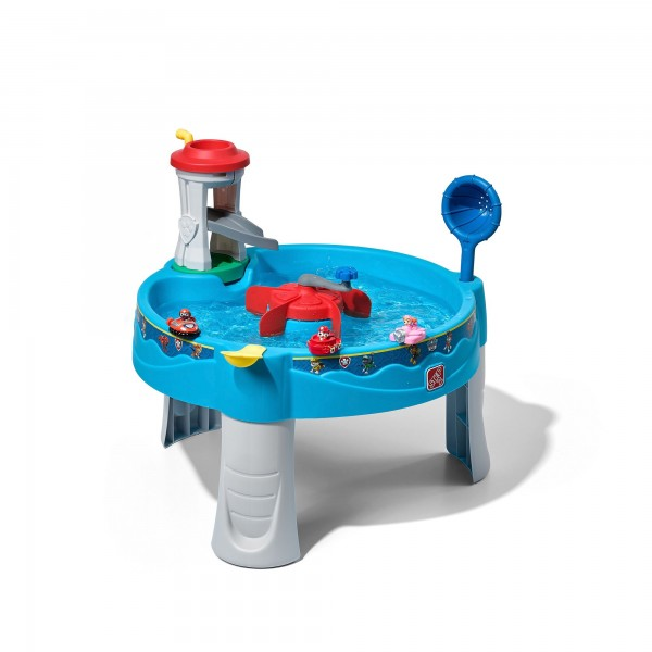 """Wasserspieltisch """"Sam"""" aus Kunststoff 80x80x62,2cm Sand- und Wassertisch"""