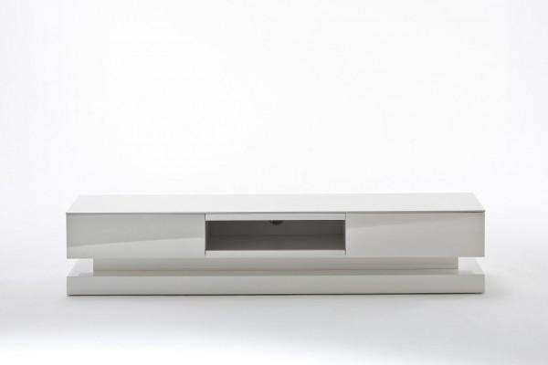 """TV-Lowboard """"Saga"""", Hochglanz weiß, 180x36x39 cm"""