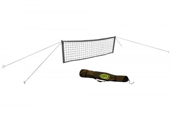 """Fussballtor """"Julius"""" in schwarz aus Kunststoff 100x360x180cm Tor"""