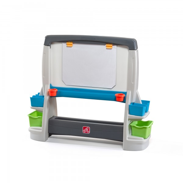 "Kindertafel XL ""Max"" aus Kunststoff bunt 38,1x125,7x109,2cm Tafel"