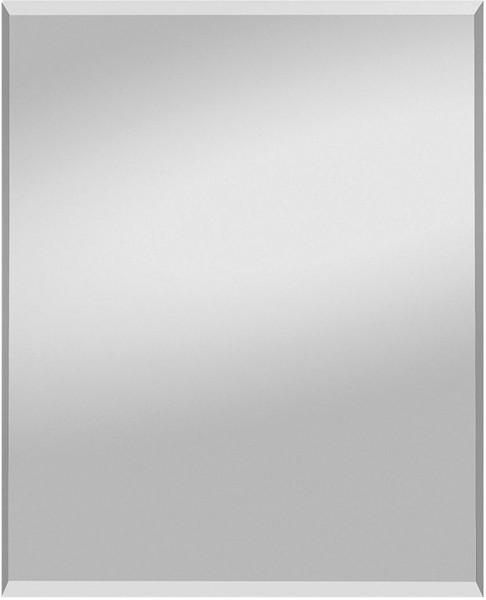 """Spiegelprofi F0015070 Facettenspiegel MAX Metallspiegel """"Eva"""" , schwarz, ca. 50 x 70cm Wandspiegel Spiegel"""