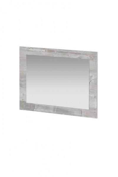 """Wandspiegel """"Elena 2"""", Betonoptik Dekor, Spiegel, 70 x 59 x 2 cm"""
