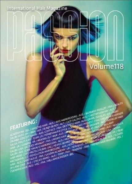 "LIND Frisurenbuch ""Passion Ladies"" Vol. 118"