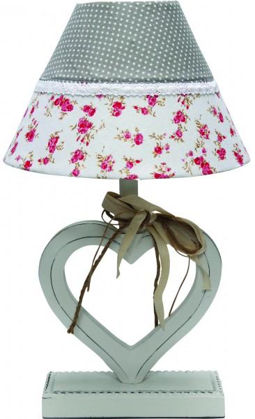 """Beauty.Scouts Lampe Tischleuchte Nachttischlampe """"Sophie"""" 42x25x25cm"""