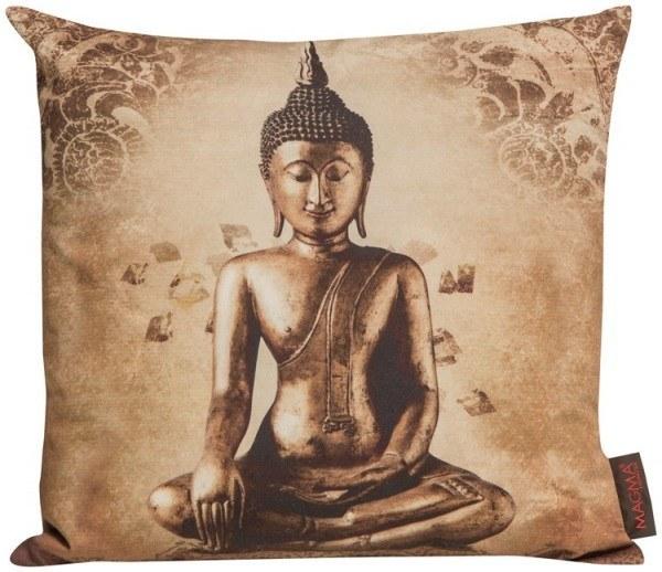Magma Kissen Buddha Braun im 5er Set