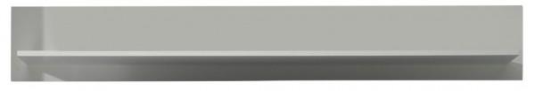 """Wandboard groß """"Heike"""", Dekor weiß, Wohnzimmerboard, Regal, 180 x 22 x 24 cm"""