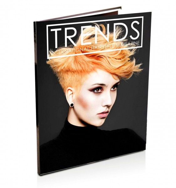 "Lind Coiffeur Images ""Trends"" No. 19, Internationales Frisurenmagazin"