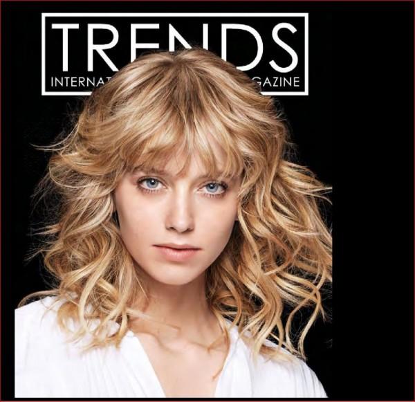 """Lind Coiffeur Images """"Trends No. 21"""", Internationales, 24 x 28 cm, Frisurenmagazin, Frisurenbuch"""