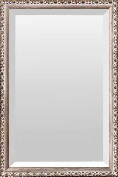"""Spiegelprofi 61254615 Rahmenspiegel Sarina Rahmenspiegel """"Hannah"""" , bronzefarben, mit Holzrahmen, ca. 40 x 60cm Wandspiegel Spiegel"""