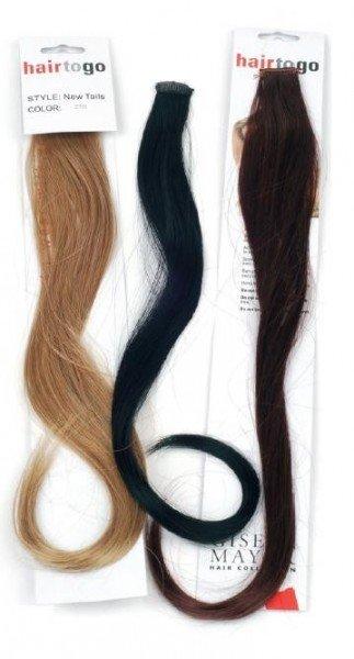 Haarteil New Tails 50cm, in verschiedenen Farben