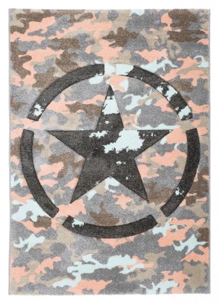 """Beauty.Scouts Designerteppich """"Cuba"""" taupe 80x150 cm, 120x170 cm, 160x230 cm, 200x290 cm"""