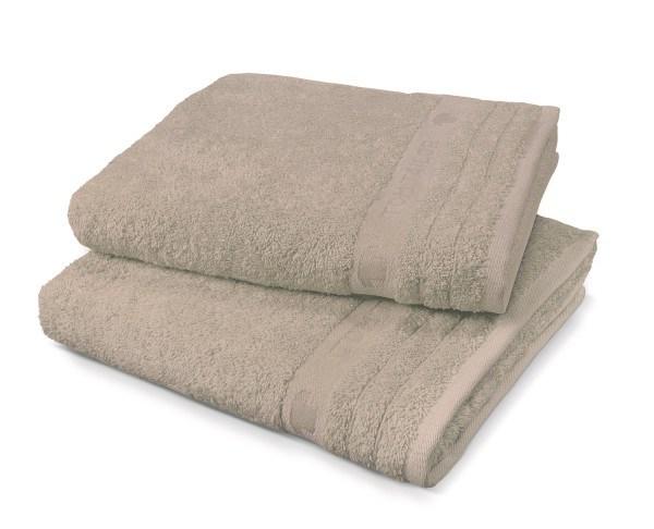 """Tom Tailor Handtuch Uni Basic Towels """"Nature Stars"""", 2er-Set"""