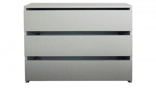"""Schubkasteneinsatz """"Plus"""" grau, für Schränke ab 2m Höhe, Rastermaß 110cm, 73x58x44cm"""