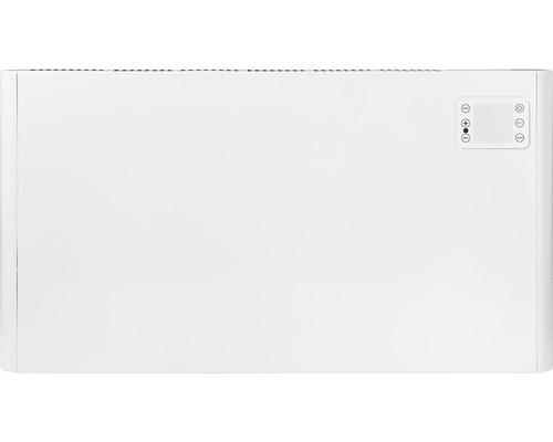 "Standheizkörper ""Heide"" Konvektor Alu weiß 61x11x43cm 1000W WiFi Heizung Wandheizung"
