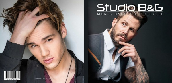 Lind Coiffeur Images Frisurenbuch Men & Barber Hairstyles
