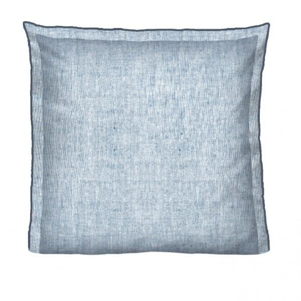 """Tom Tailor Linon-Kissen """"Pia"""", jeans, verschiedene Größen, Kissen, Bettwäschekissen"""