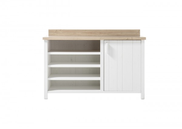 Kommode, Sideboard, Wohnzimmer, Mare V, Beauty.Scouts, Pinie weiss