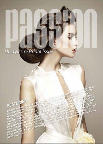 "Lind Frisurenbuch ""Passion Upstyles & Bridal"" inkl. Technik-DVD"
