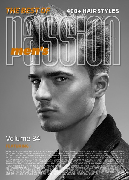 "Lind Coiffeur Images ""Passion Men Vol. 84"", Frisurenbuch"