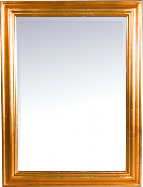 "Wandspiegel ""Enzo"" Gold 62x52x7 cm"