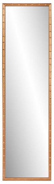 "Rahmenspiegel ""Sina"" old 35 x 125 cm Wandspiegel Spiegel Bambusoptik"