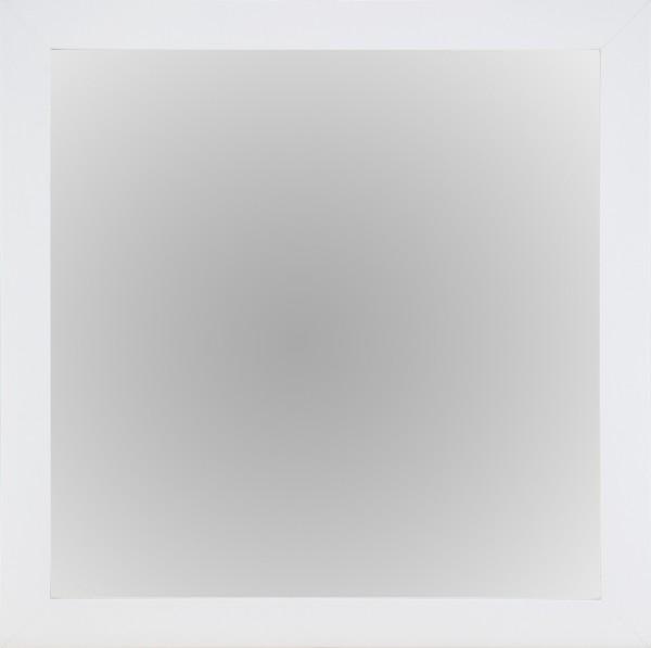 """Spiegelprofi H0280144 Rahmenspiegel KATHI """"Mara"""", weiß, mit Rahmen, ca. 45 x 45cm Wandspiegel Spiegel"""