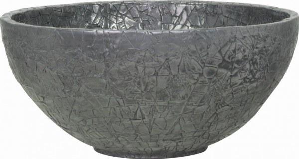 Vase Crackle Bowl