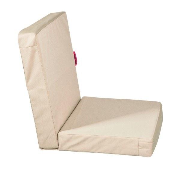 Pushbag Gartenstuhl hoch Auflage Sitzkissen Topper Highwrise 60x50x45 cm in verschiedenen Farben