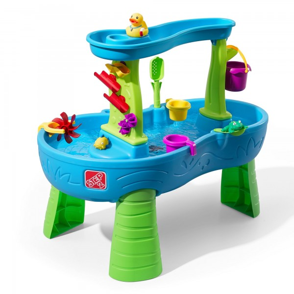 """Wasserspieltisch """"Big"""" aus Kunststoff 99,1x61x81,3cm Sand- und Wassertisch"""