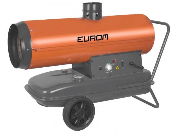 """Ölkanone """"Alegra"""" grau/orange 121,5x66x98cm 20KW Ölofen Heizung Werkstattheizung"""