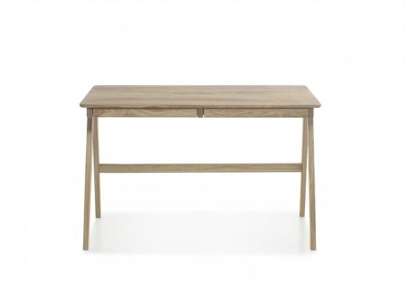 """Schreibtisch """"Chicago"""", Asteiche massiv, 120x75x65 cm"""