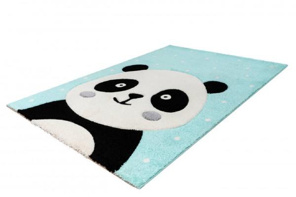 """Kinderteppich """"Miro"""" grün 80x150cm 120x170cm Teppich Kurzflorteppich Spielteppich"""