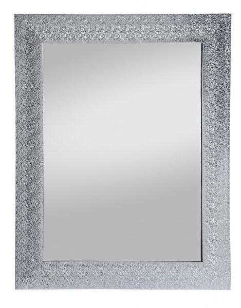 Beauty Scouts Spiegel Wandspiegel Rahmenspiegel Vana silber 55x70cm